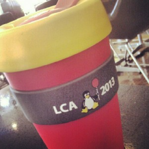 #lca2013 KeepCup